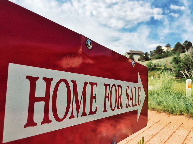 Number Of Homes For Sale Sees Biggest Gain Since 2013
